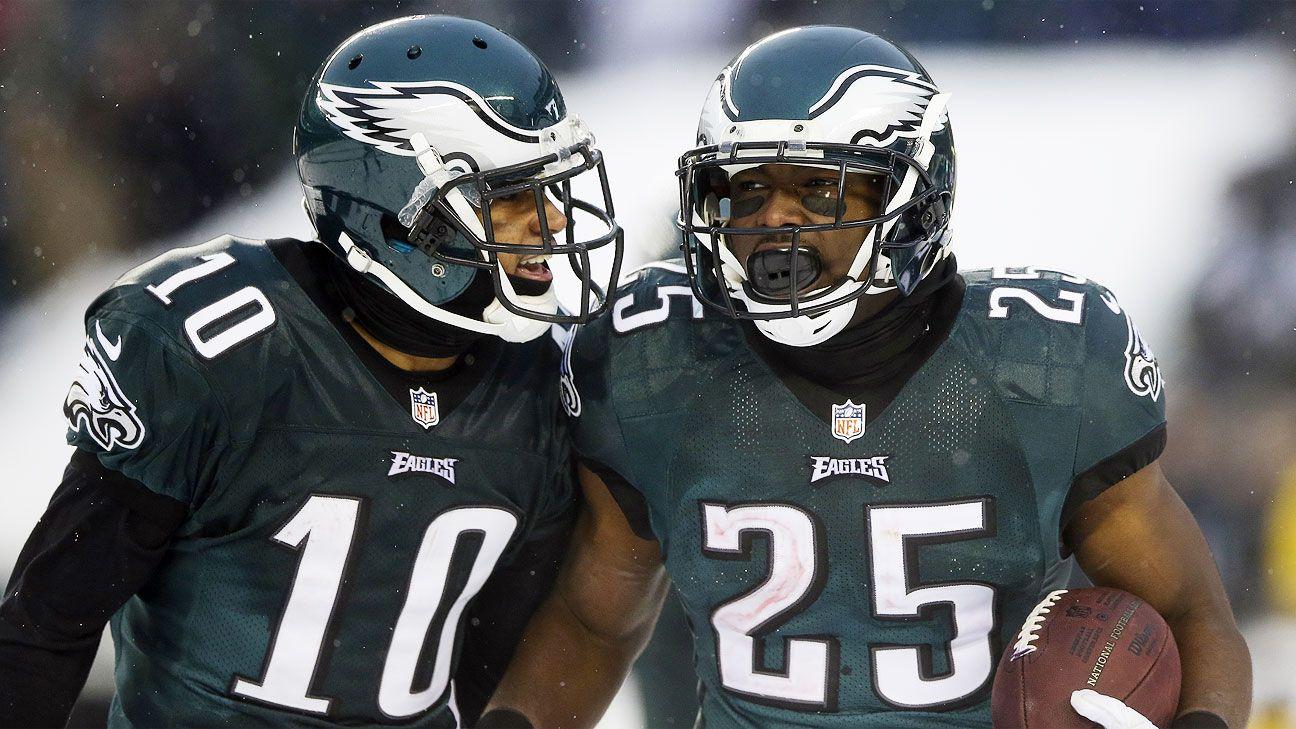 McCoy: Eagles got Kelly's message