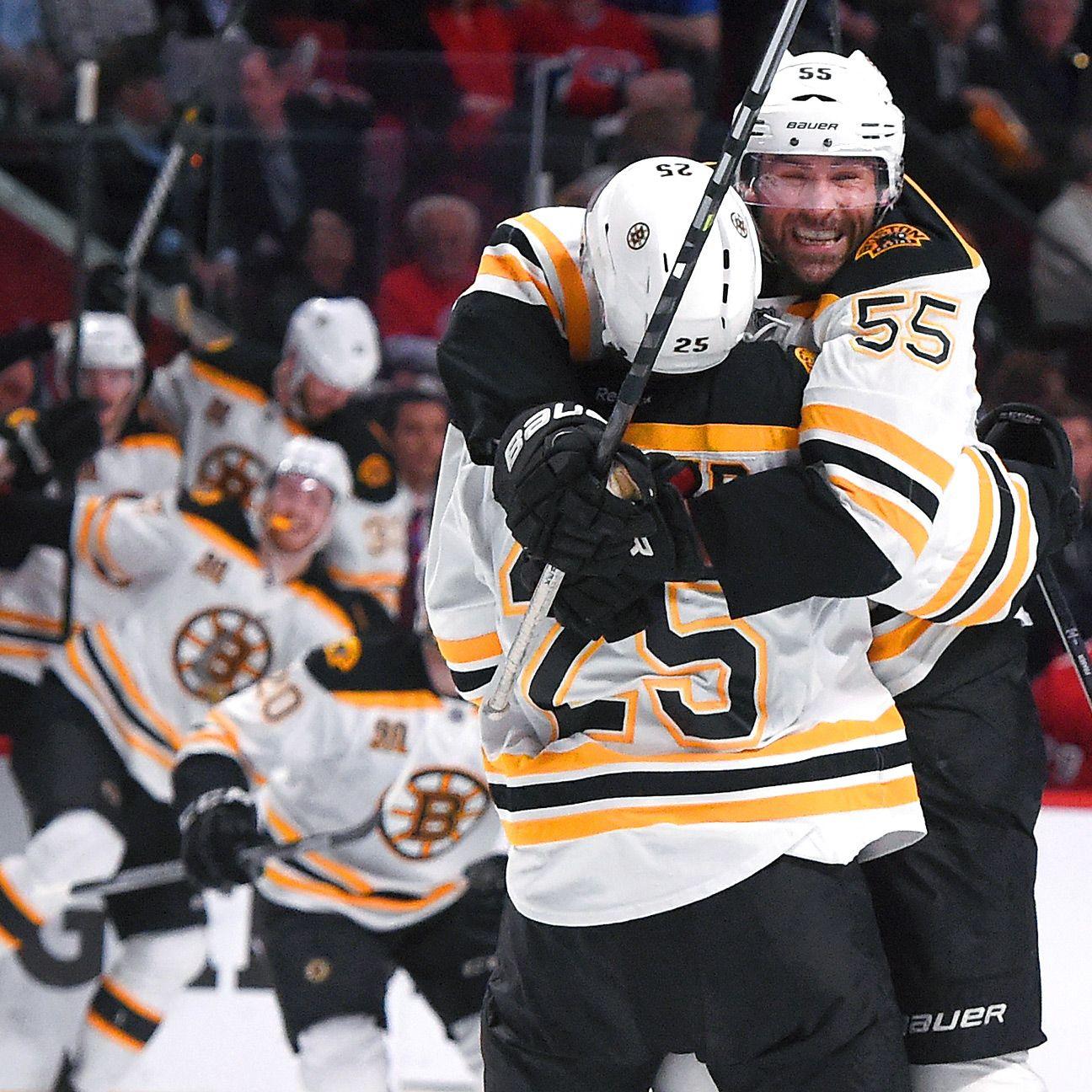 2014 NHL Playoffs -- Matt Fraser Wastes No Time In Helping