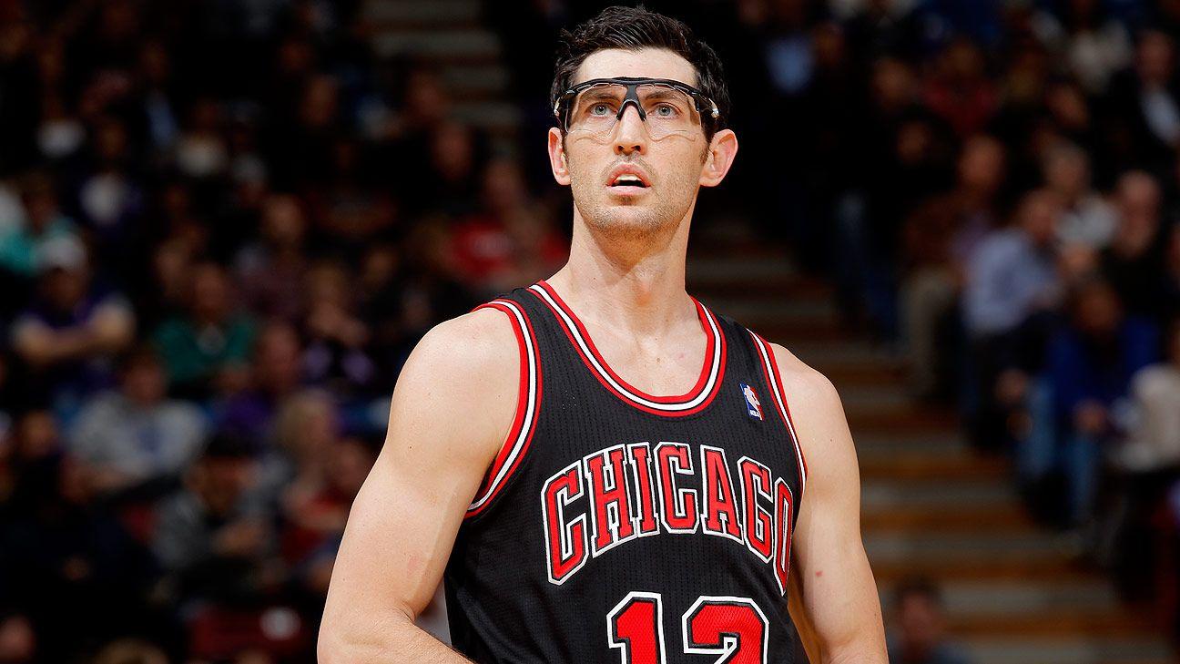 Kirk Hinrich slated to return tonight - Chicago Bulls Blog ...