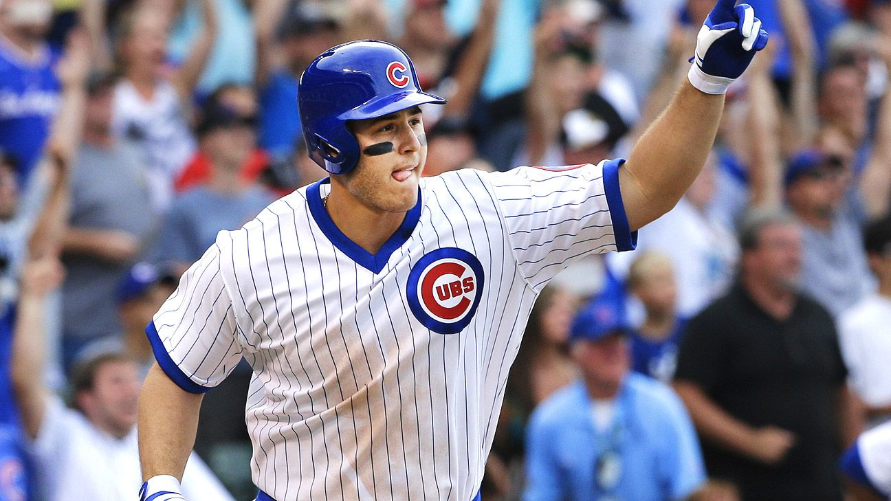 Rizzo: Cubs worthy of World Series