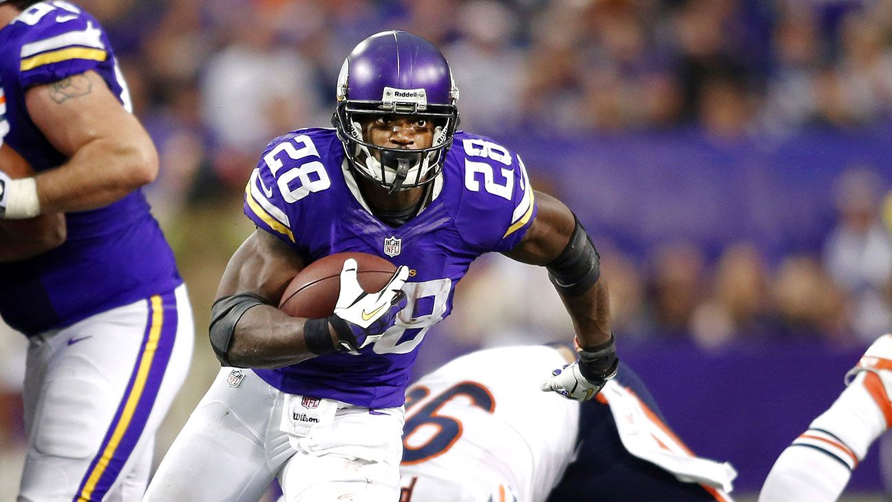 Adrian Peterson meets with Roger Goodell to discuss reinstatement