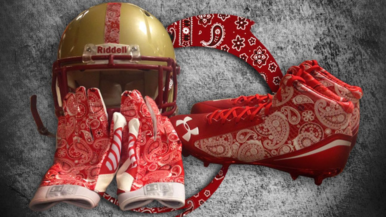 Man In The Red Bandanna Boston College To Honor Sept