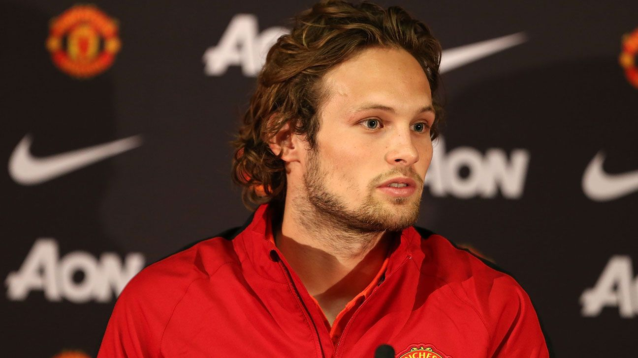 Daley Blind set to return for Manchester United in January