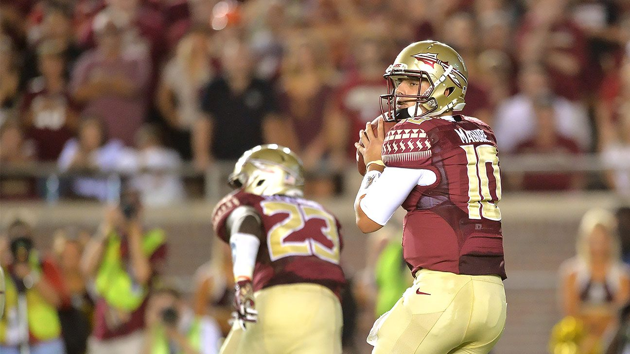 Unlikely FSU hero Maguire earns spotlight
