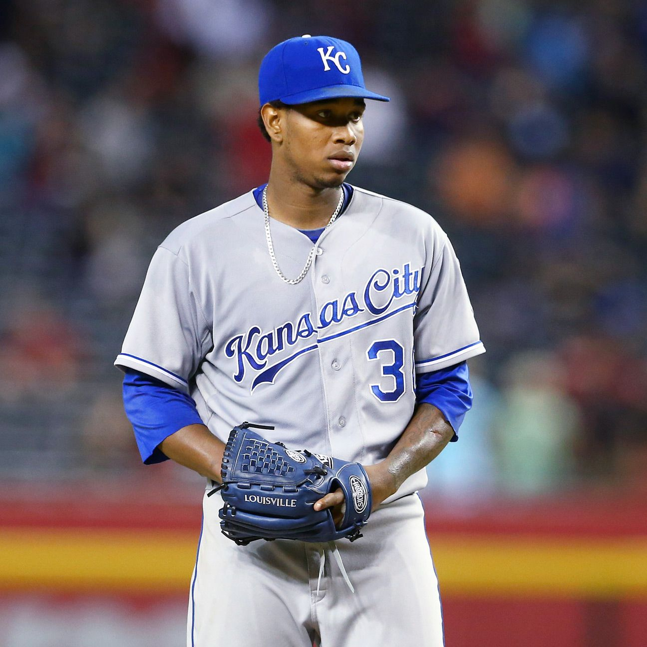 Royals Turn To Ventura In Game 2