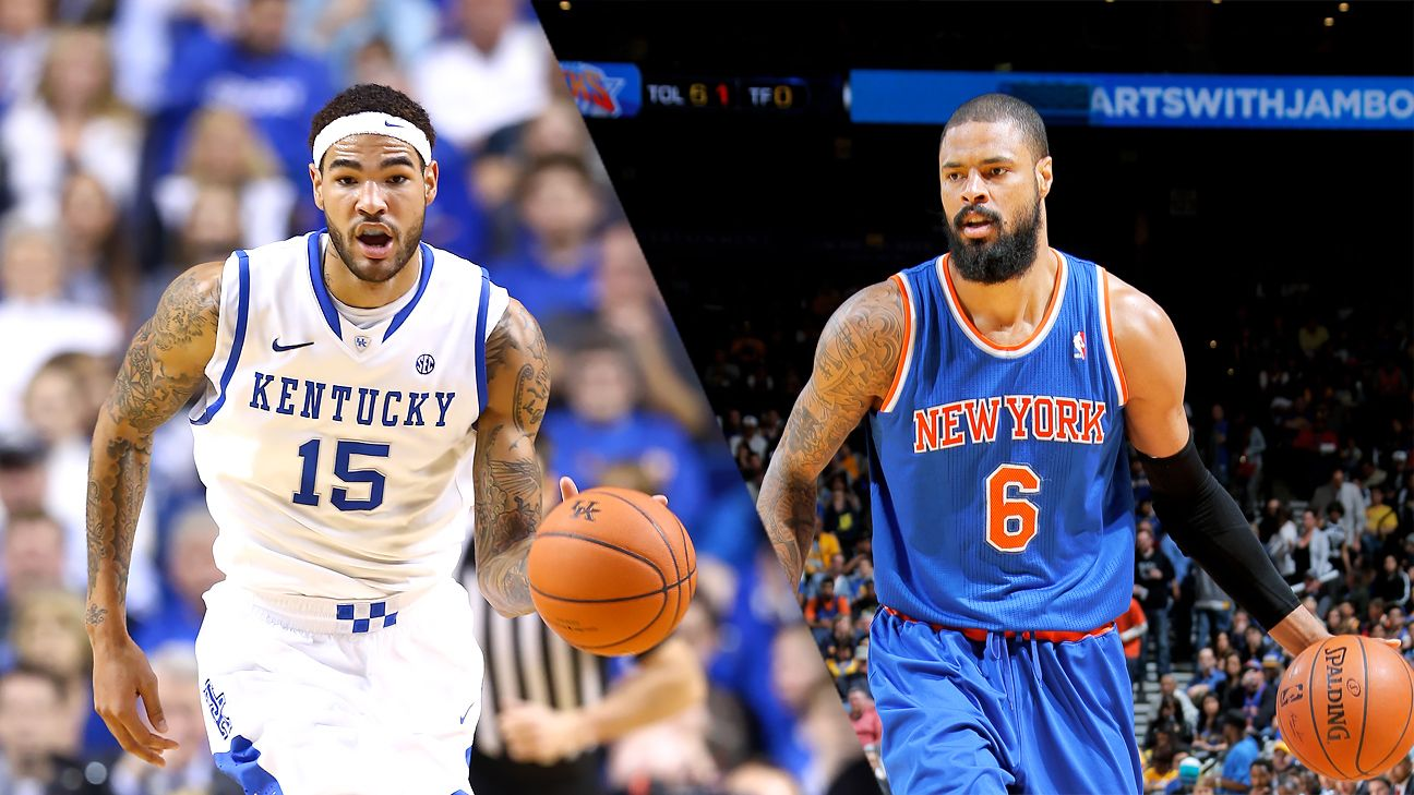 What S Wrong With Kentucky: Comparing Kentucky's Players To Current NBA Players