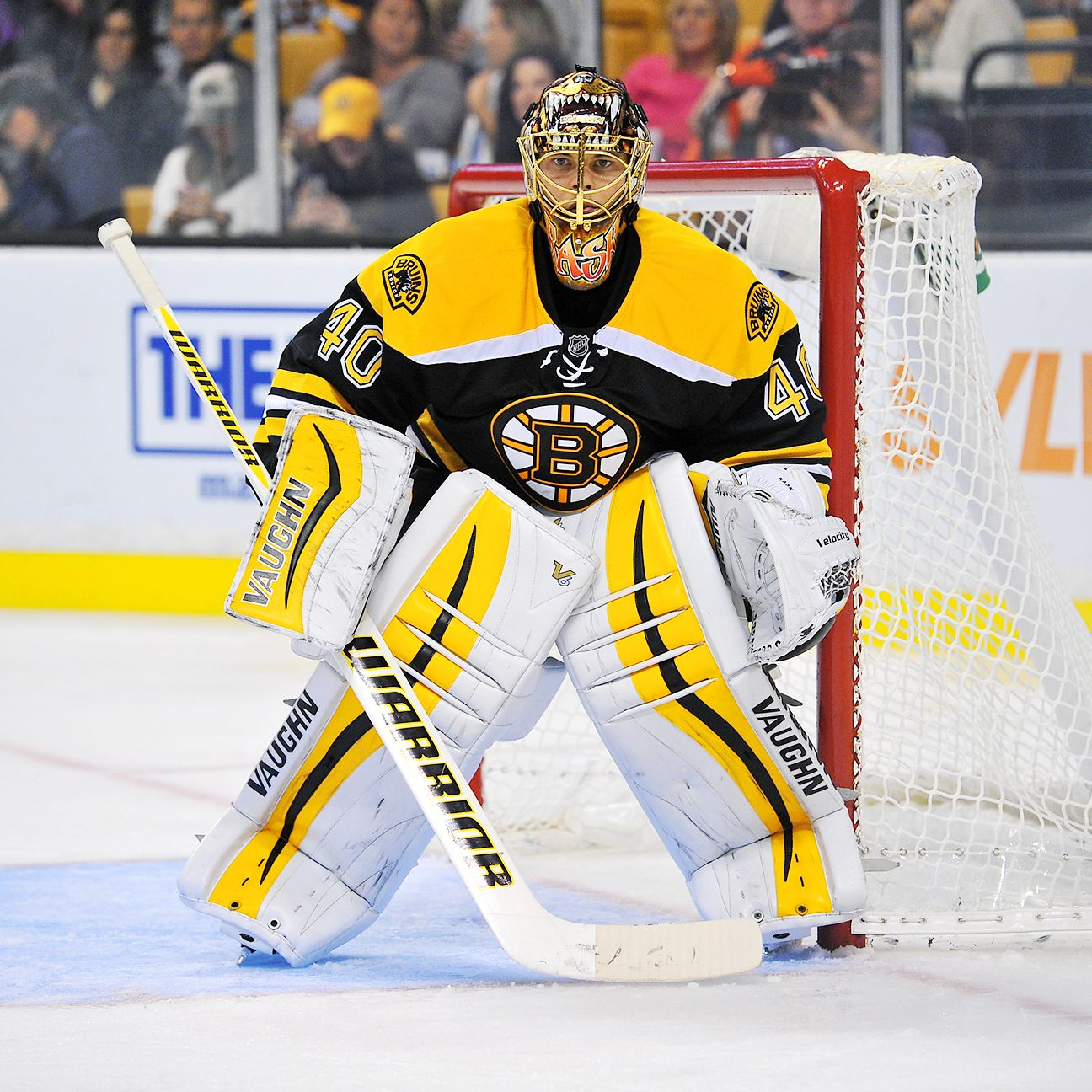 Rask Searching For Vezina-worthy Form