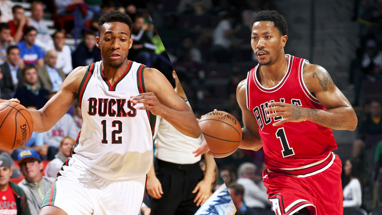 Chicago Bulls' Derrick Rose: It will be 'weird' to face ... Jabari Parker Simeon