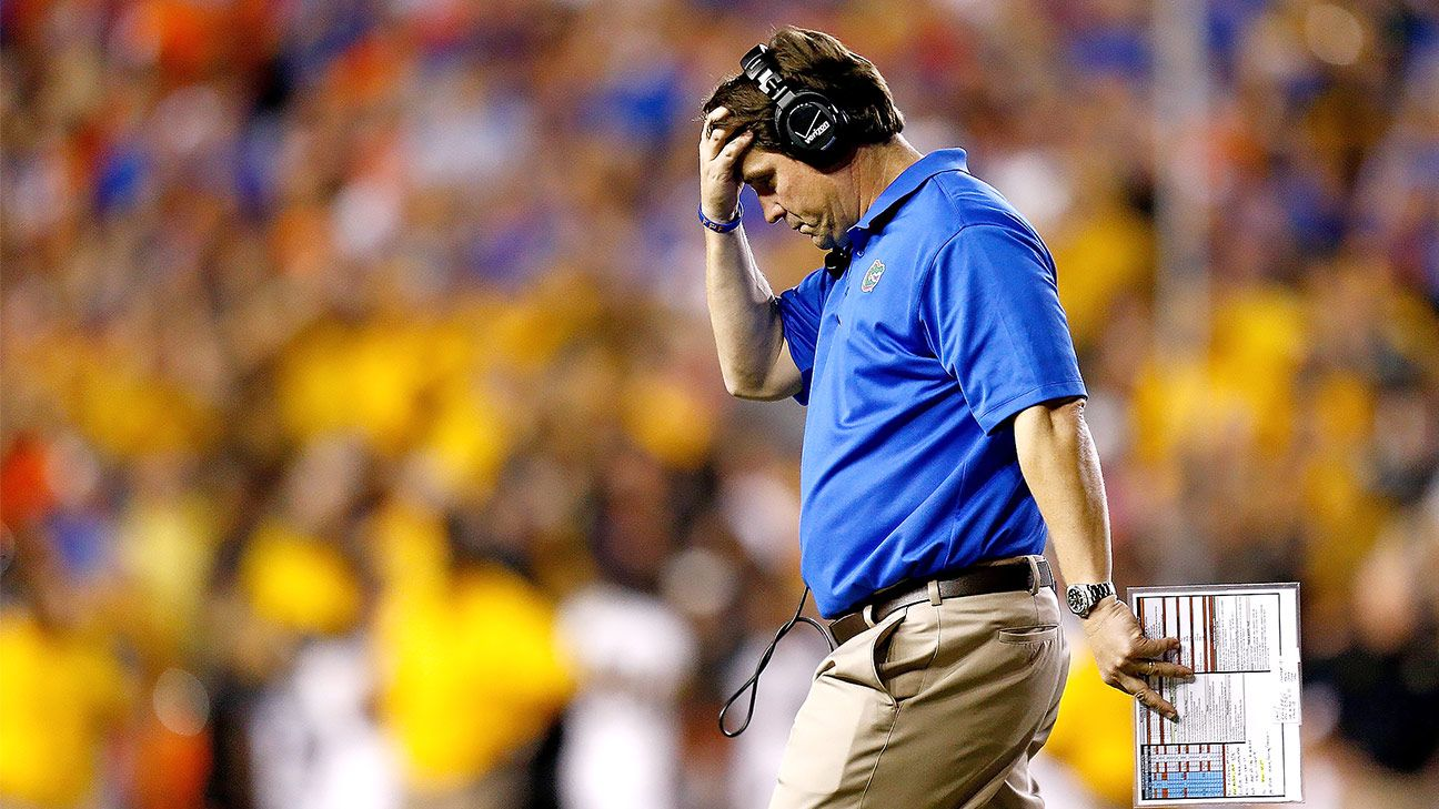AD to evaluate Will Muschamp