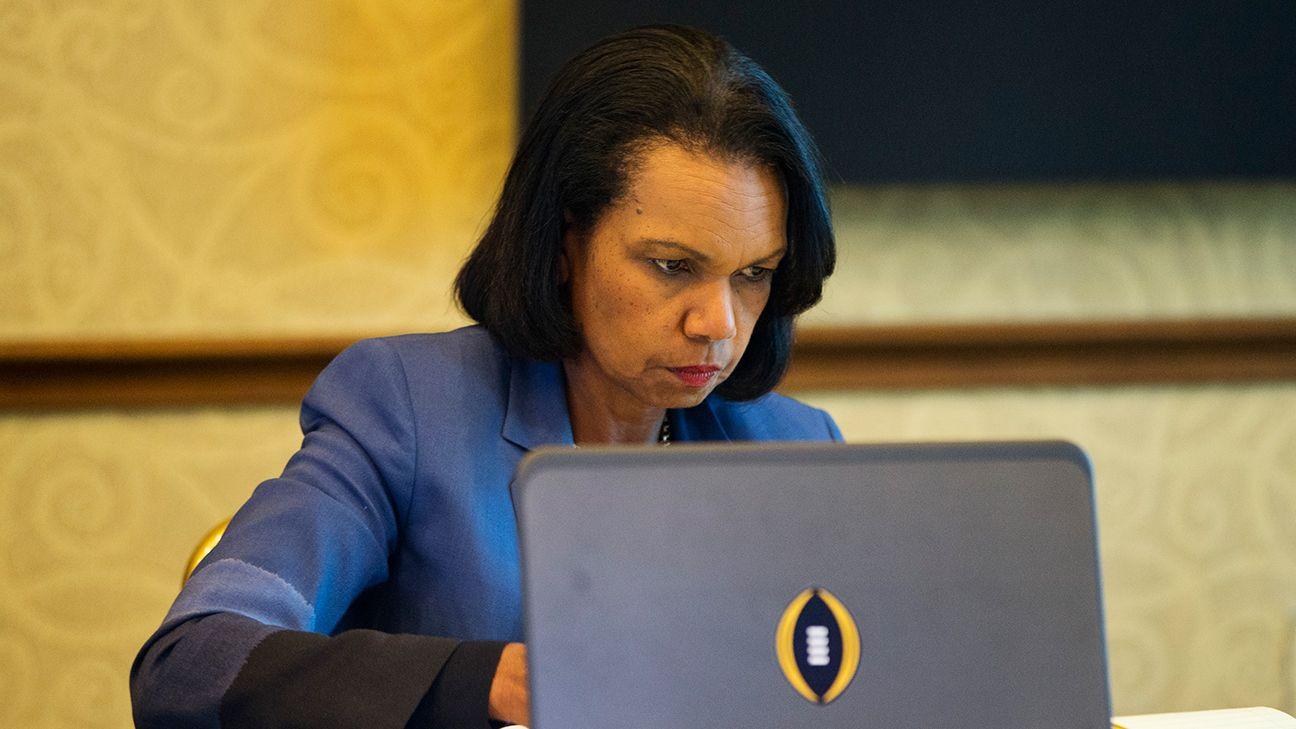 Condoleezza Rice: CFP works; no need to tweak