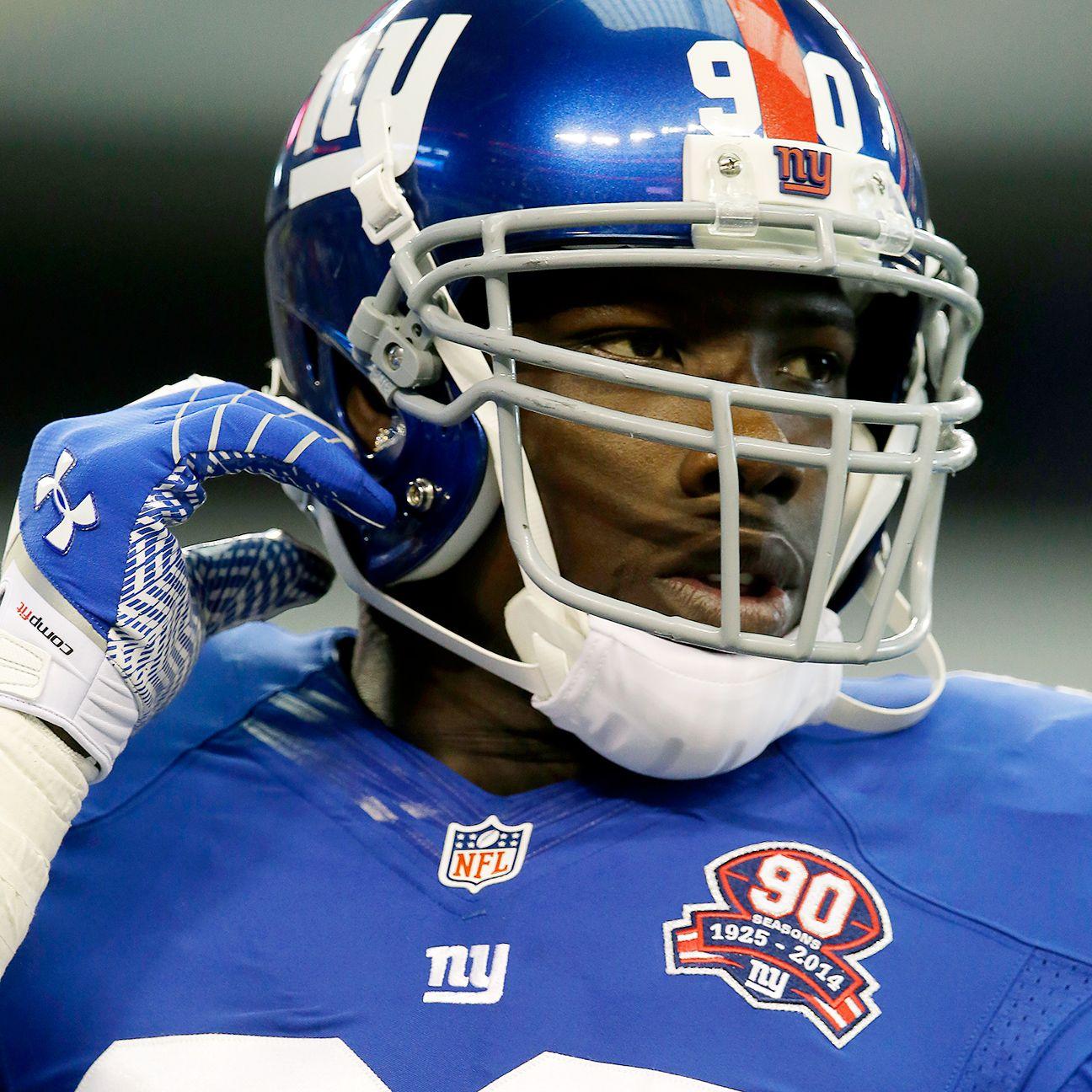 Jason Pierre Paul Espn: Some In New York Giants Organization Fear Jason Pierre