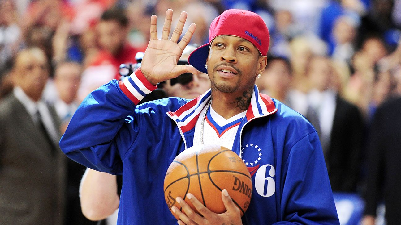 Allen Iverson interested in 76ers role