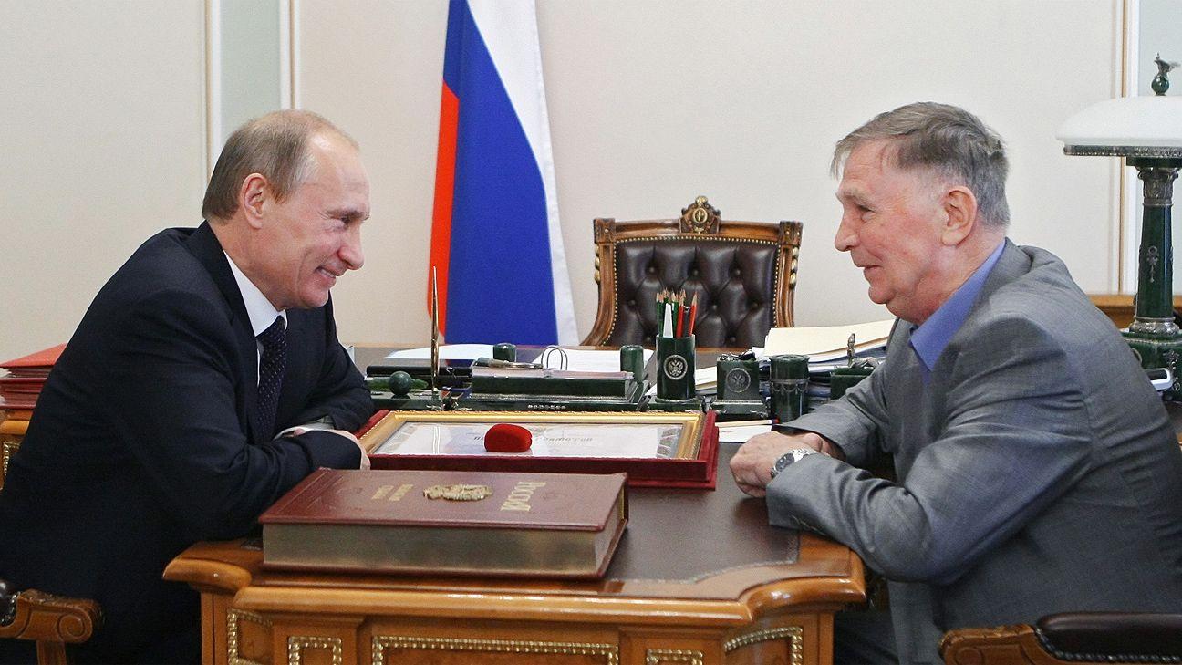 Viktor Tikhonov dies at 84