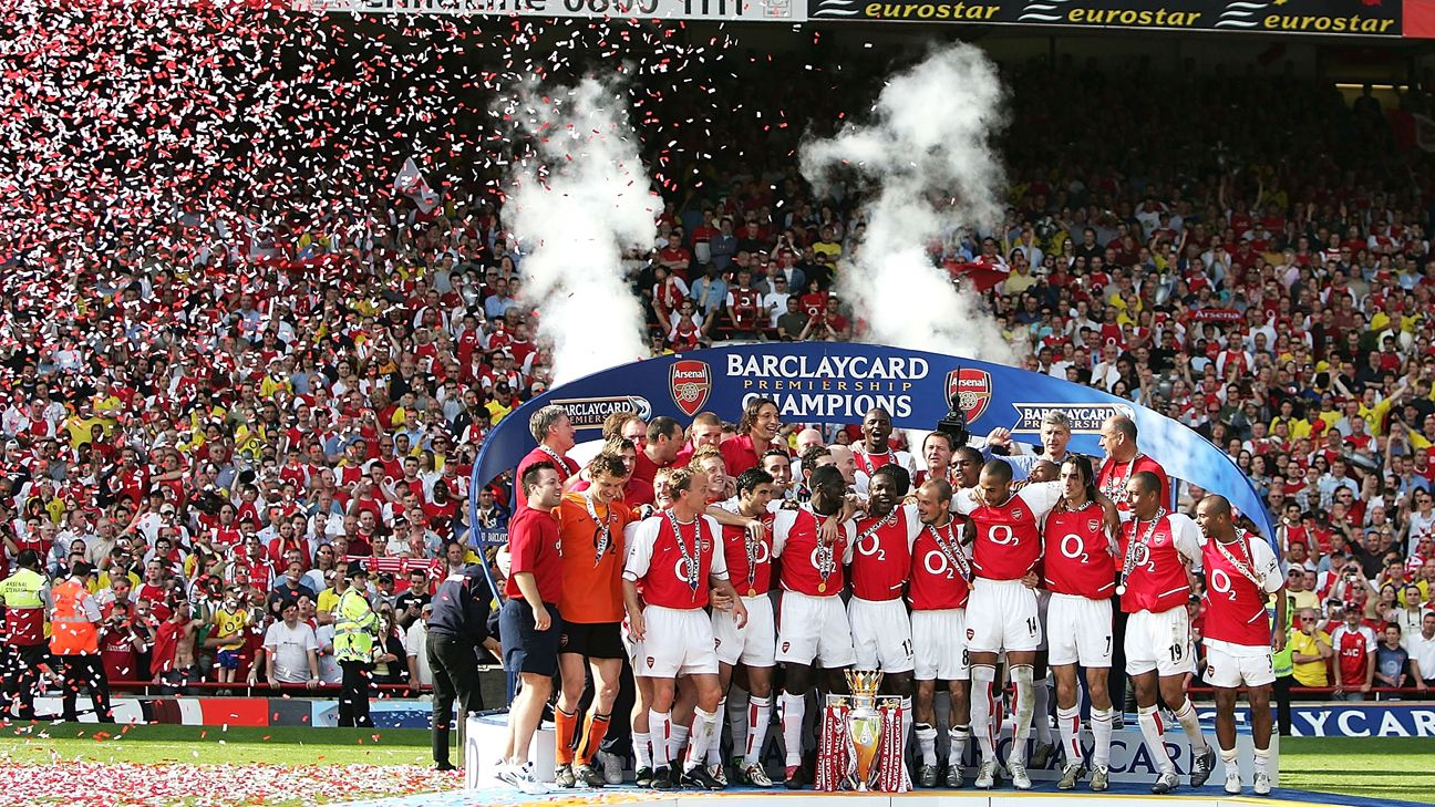 Arsenal - Invincibles