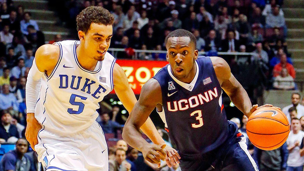 UConn Huskies guard Terrence Samuel to transfer