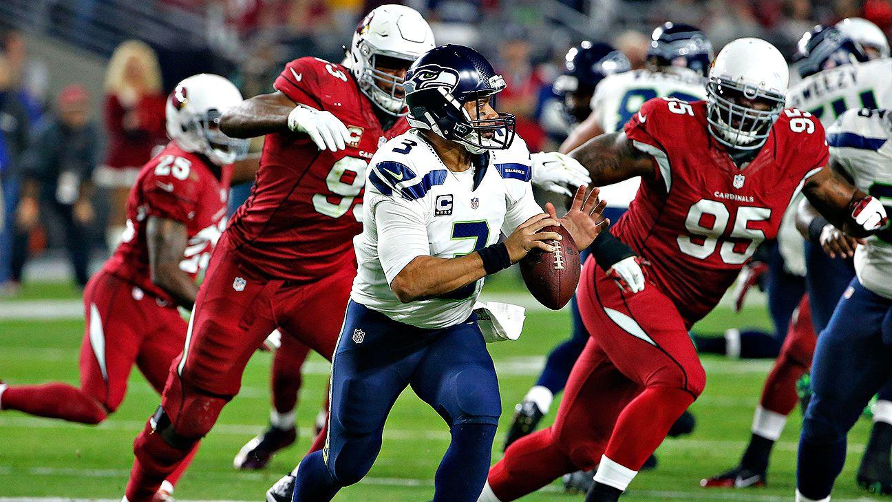 Sunday Night Football Game: Seattle Seahawks vs. Arizona Cardinals