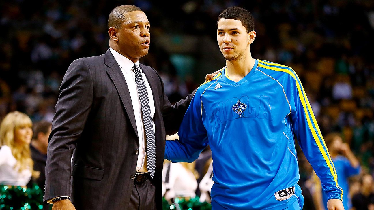 Will Austin Rivers join Doc on Clippers Los Angeles Clippers