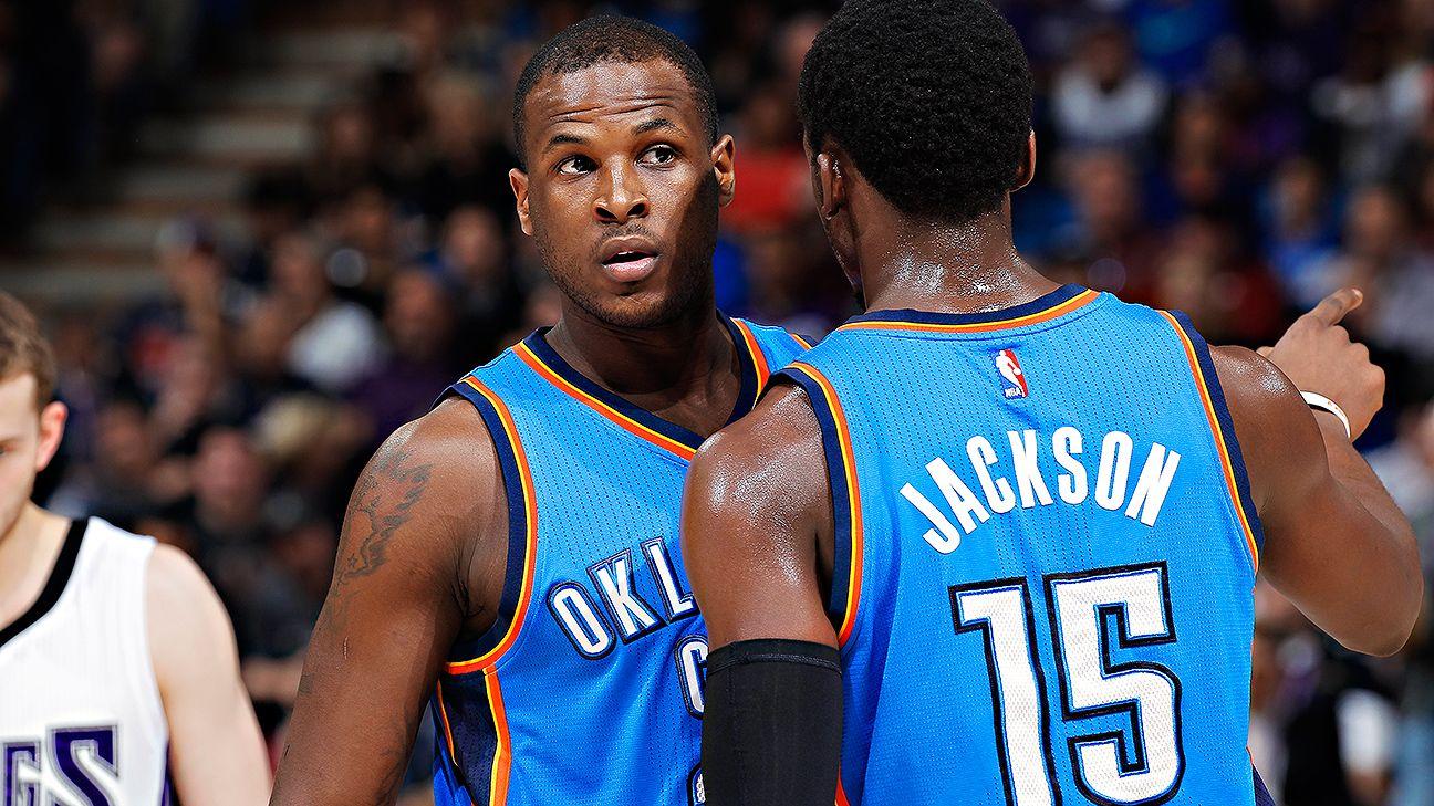 The Thunder's Reggie Jackson problem - Oklahoma City ...