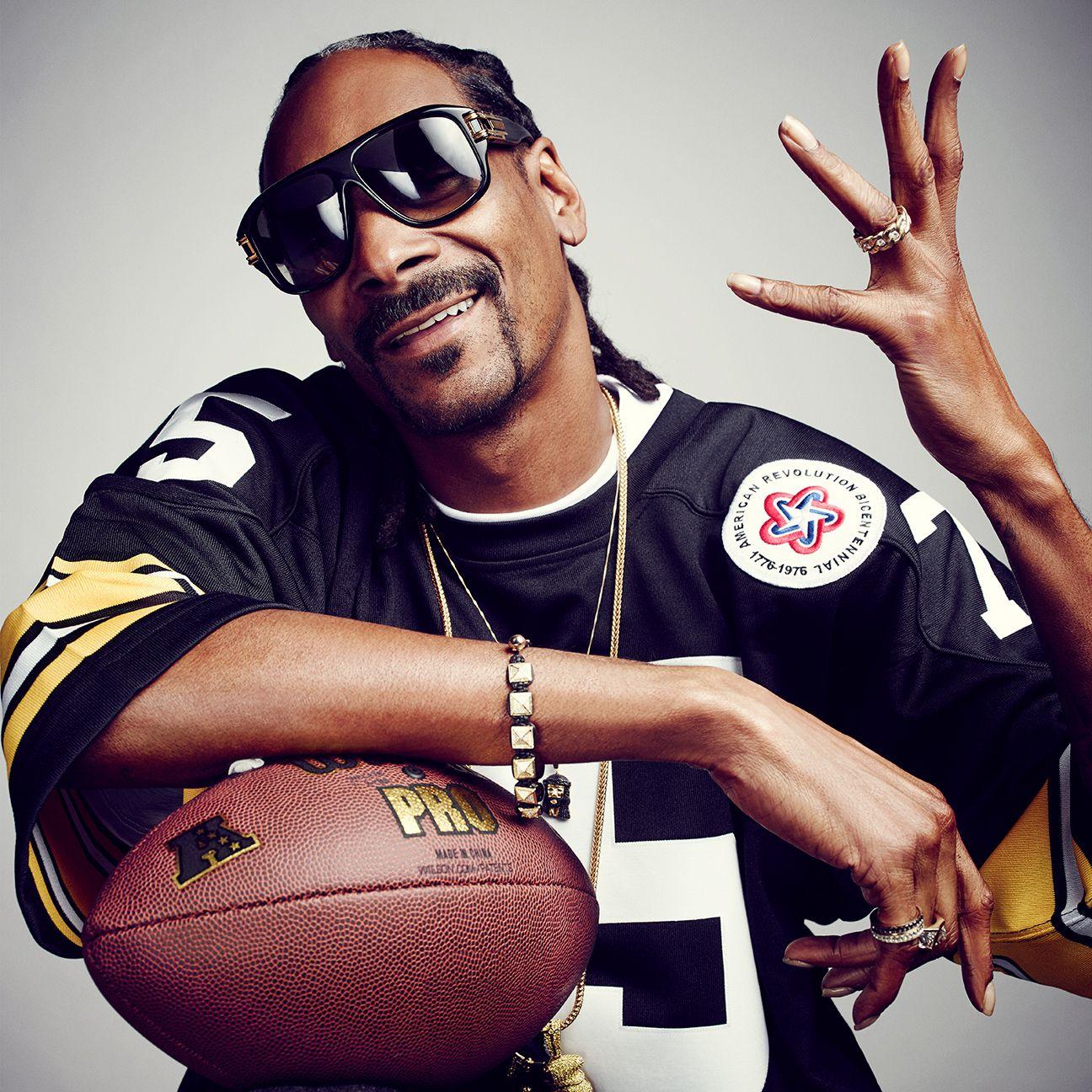 Snoop Dogg será como parte del espectáculo Super Bowl Pepsi Zero Sugar