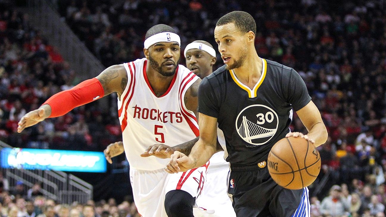 Why Stephen Curry leads James Harden