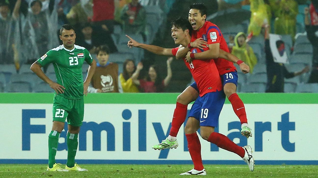 South Korea vs. Iraq - Football Match Report - January 26, 2015 - ESPN