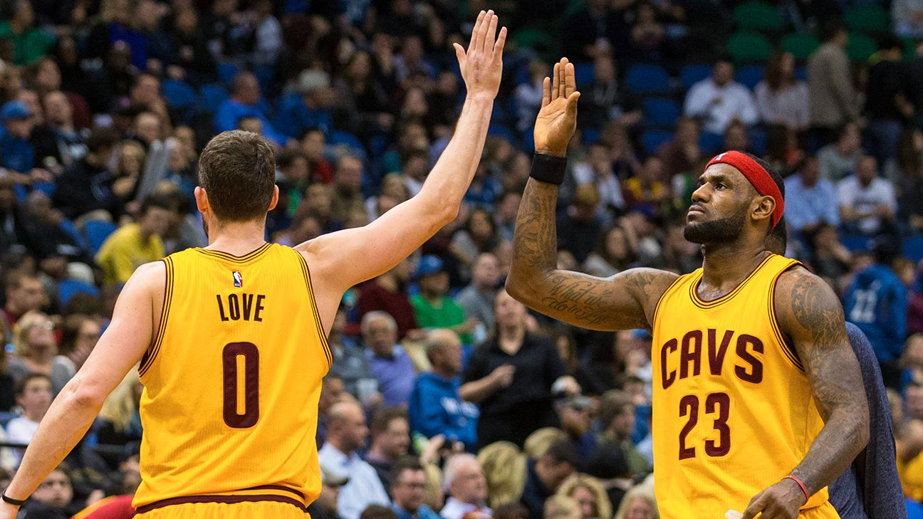 Cleveland Cavaliers aim to feature Kevin Love more ...