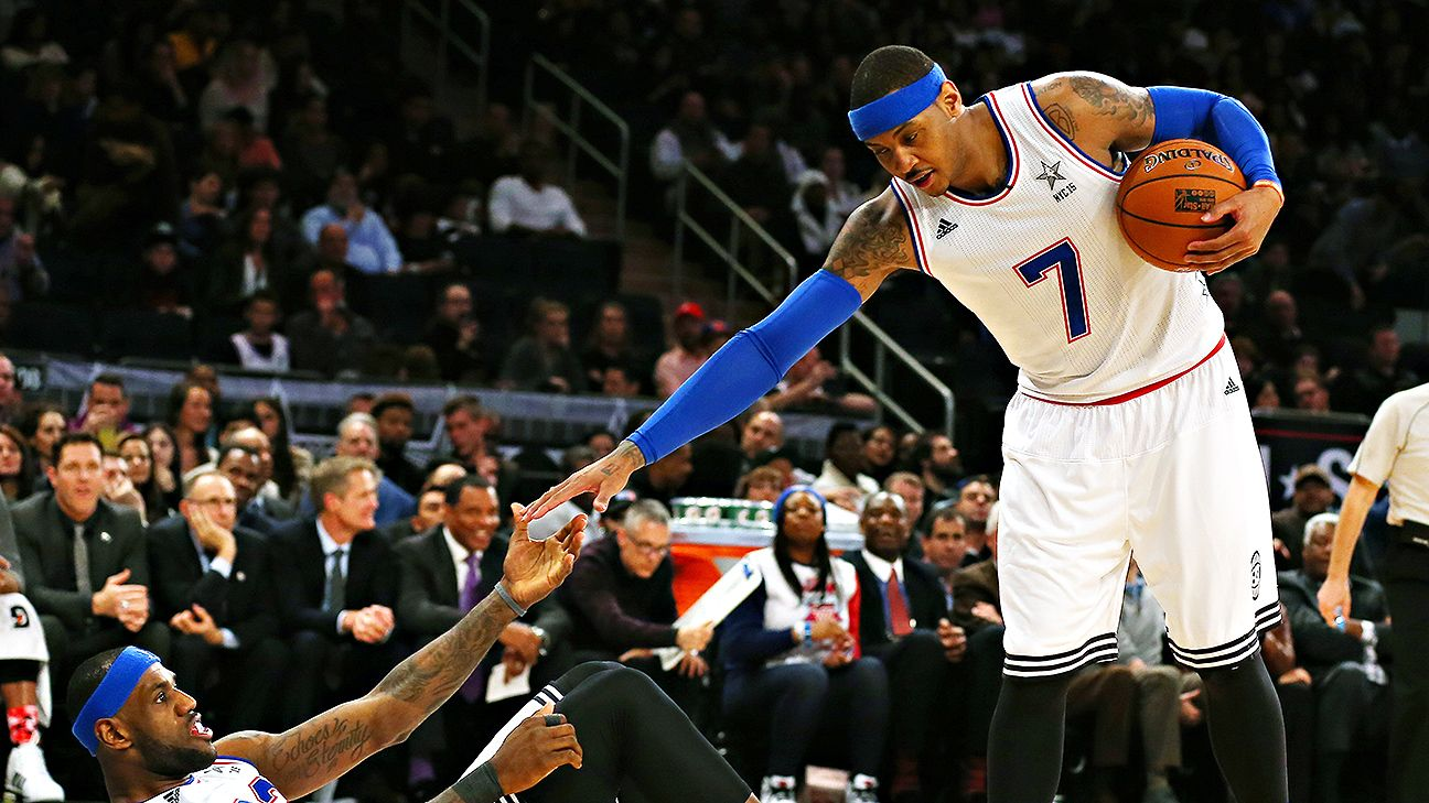 LeBron's last stop should be NYC