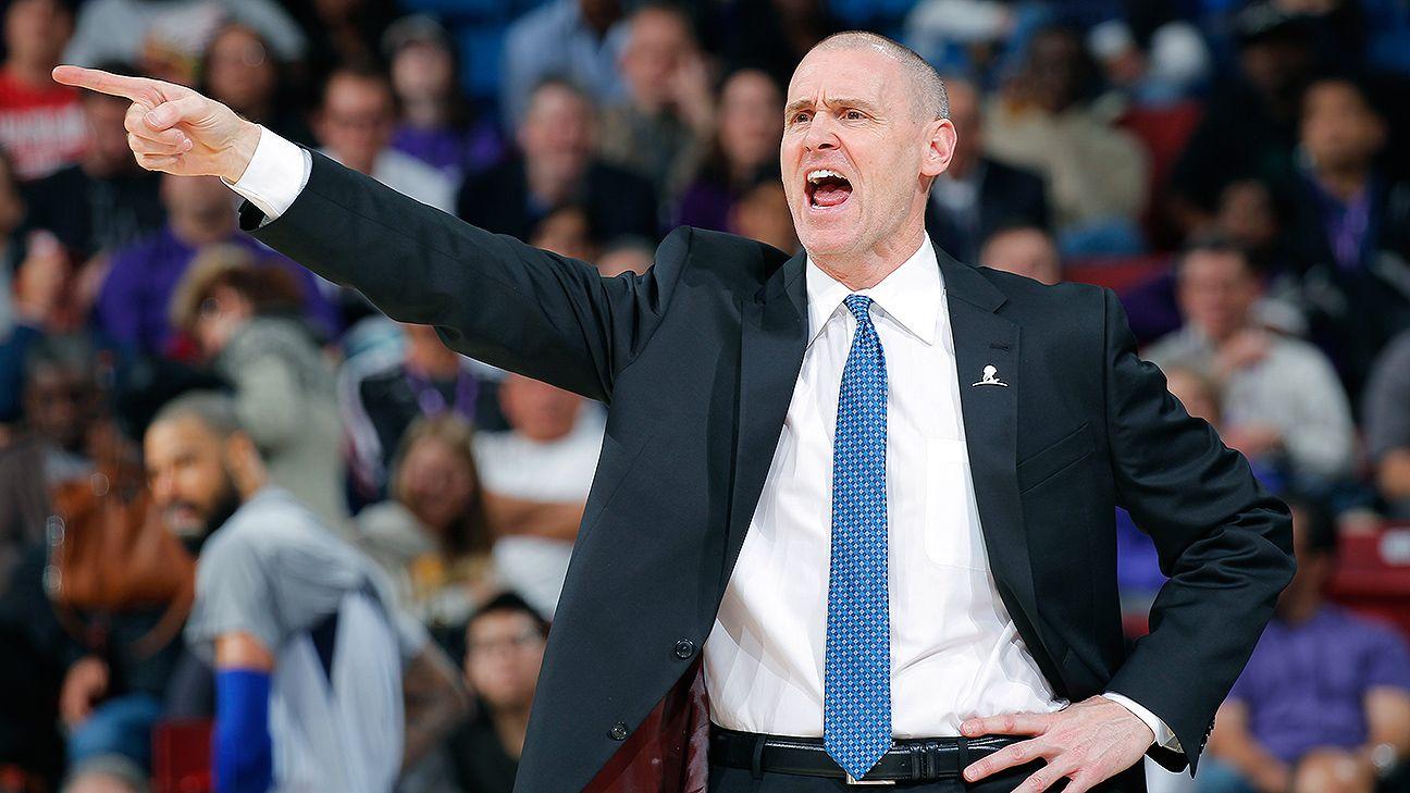 Mavs coach Rick Carlisle blasts players, vows changes after loss
