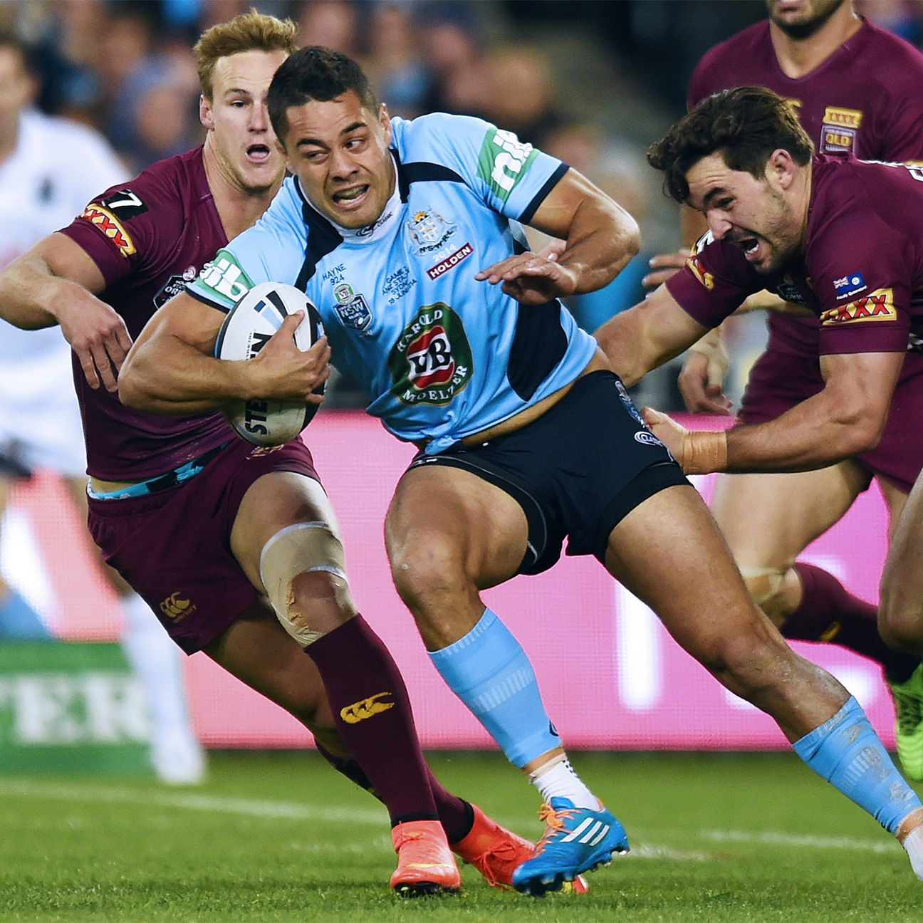 Green Rugby Player: Jarryd Hayne, Former Rugby League Player, Announces Intent
