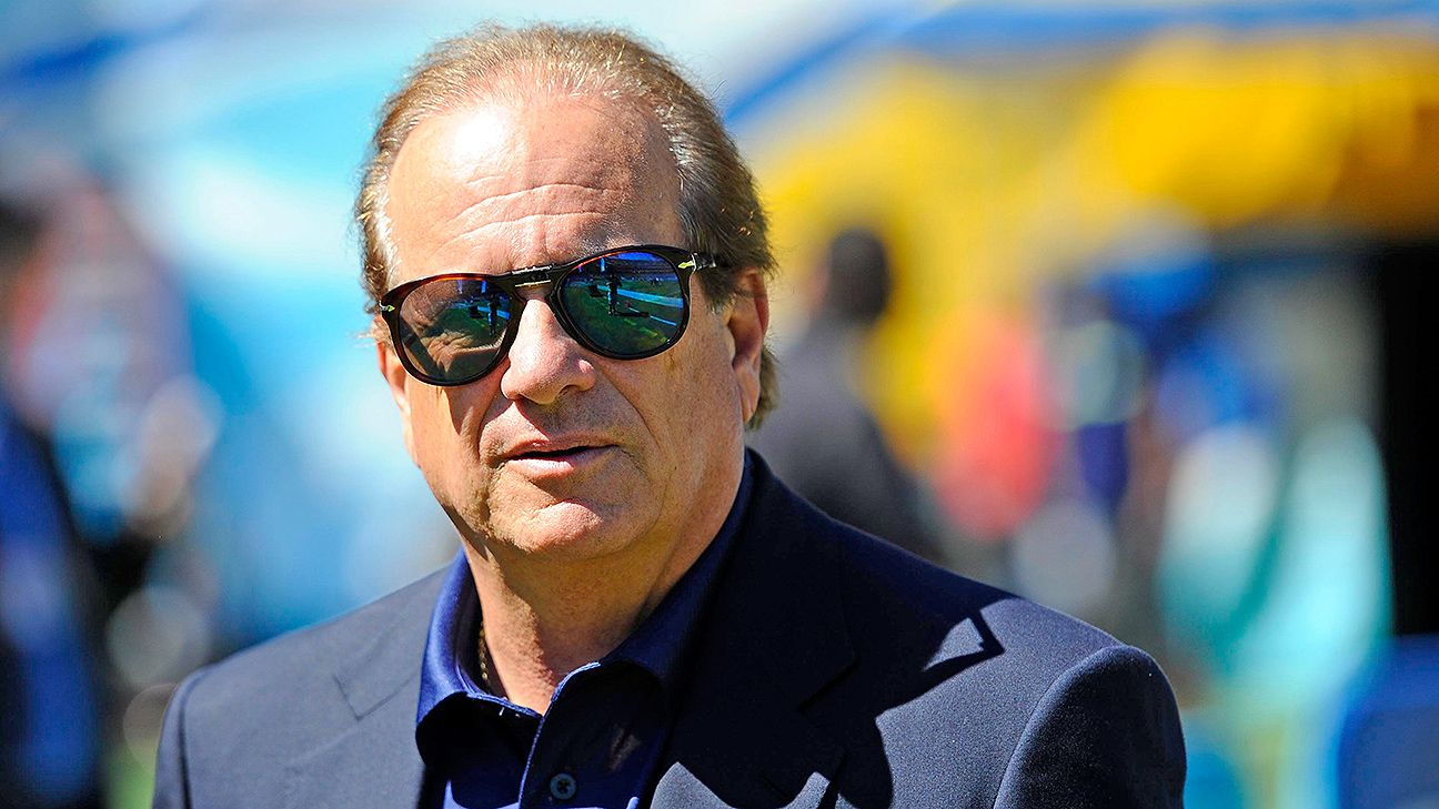 Dean Spanos No Turning Back For Los Angeles Chargers