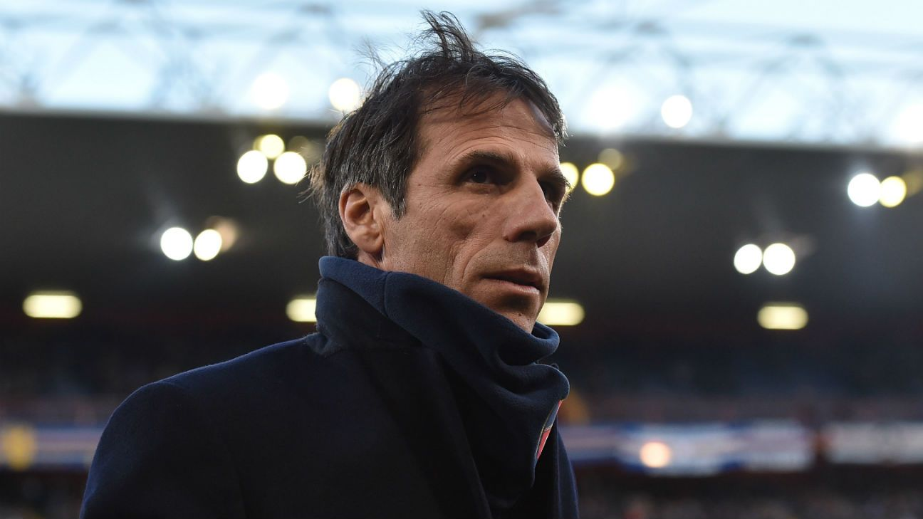 Chelsea legend Zola named as Sarri's assistant