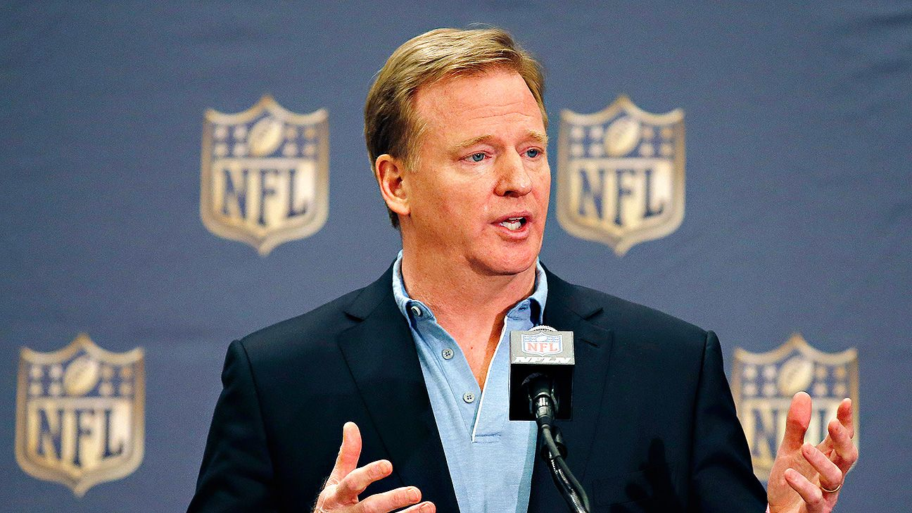NFLPA asks Roger Goodell to step aside as arbitrator in Tom Brady's appeal