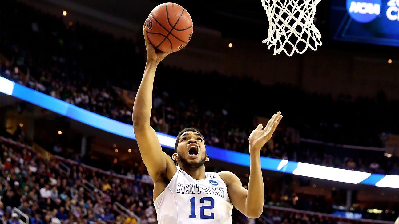 2015 NCAA tournament Stock Watch -- 2015 NBA draft