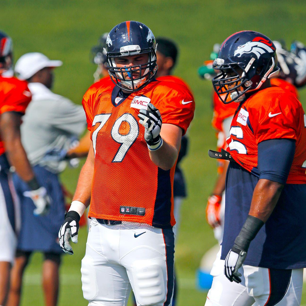 San Diego Chargers Denver Broncos Score: Denver Broncos Step-up Players: Michael Schofield