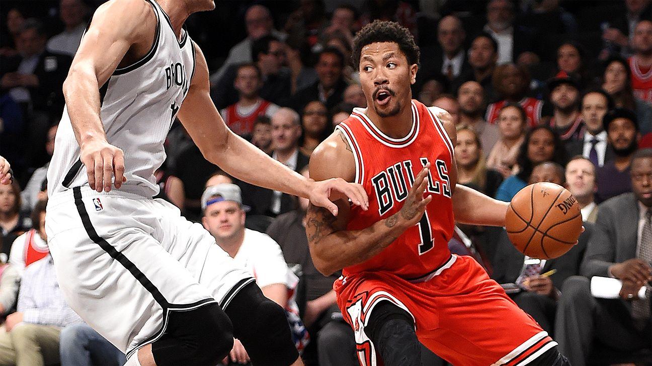 Rose, Mirotic form dynamic duo for Bulls