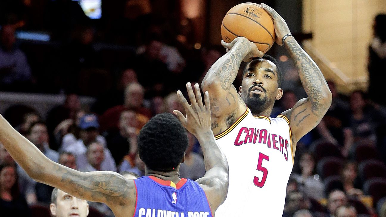 J.R. Smith announces he's returning to Cleveland Cavaliers