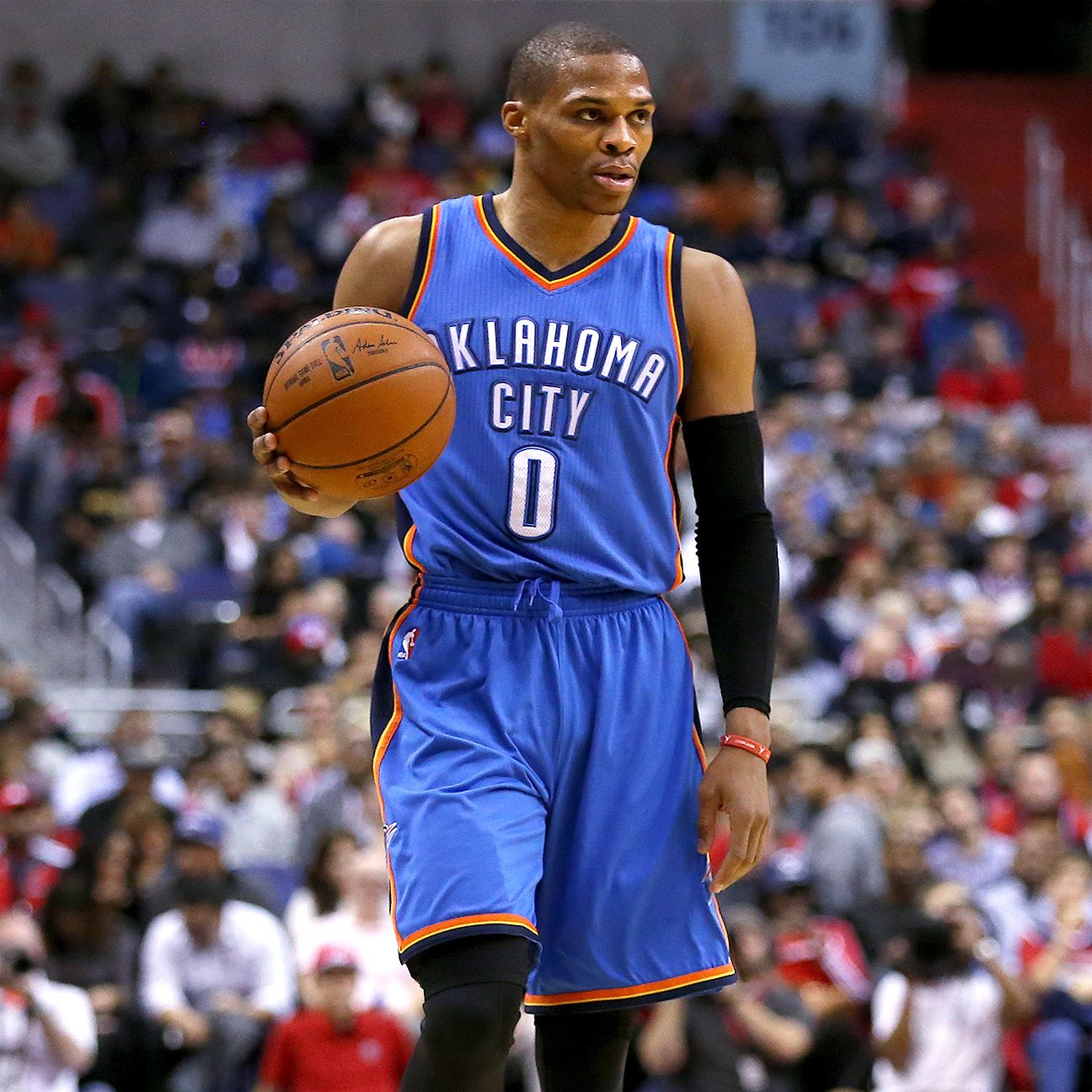 James Harden In Okc: Russell Westbrook Of Oklahoma City Thunder Claims NBA
