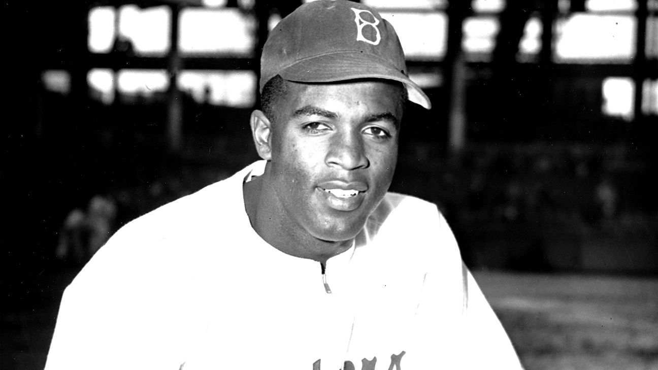 Jackie Robinson contracts with Brooklyn Dodgers, Montreal ...