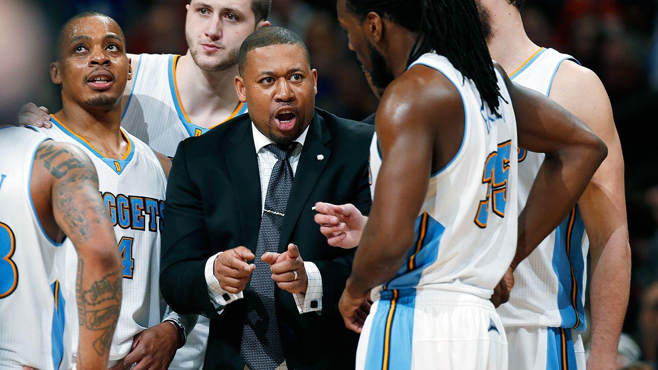 Mavericks add Melvin Hunt to staff