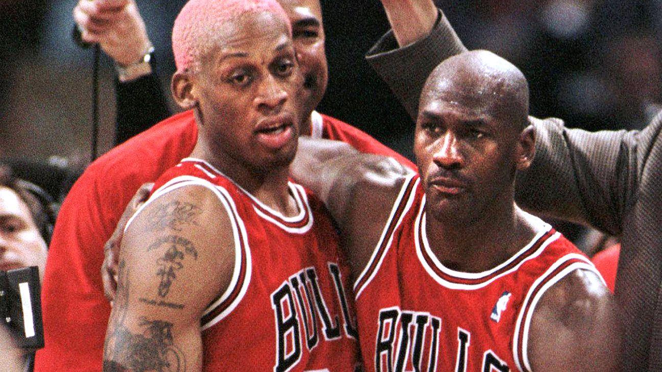 Dennis Rodman says LeBron James lacks toughness for ...