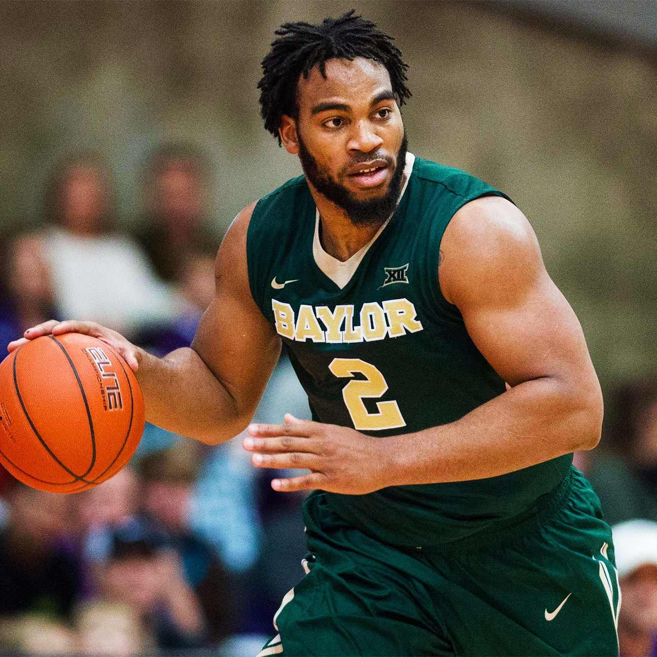 Rico Gathers Of Baylor Bears Charged With Shoplifting In Waco