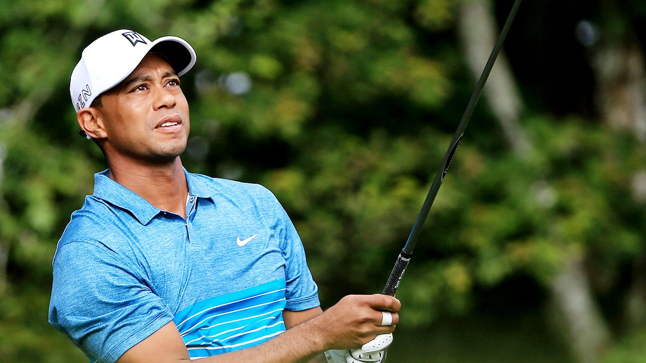 Changing Tiger opens up at Players Championship