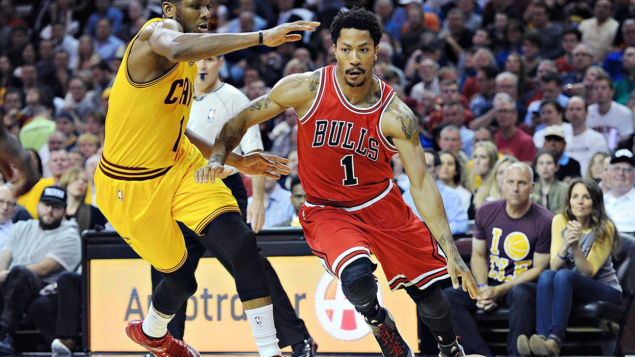 Derrick Rose goes third straight game without free throw attempt