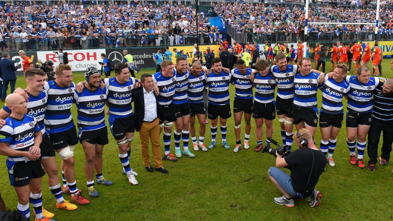 Mike Ford says Bath will continue to attack in Aviva Premiership final with Saracens at Twickenham