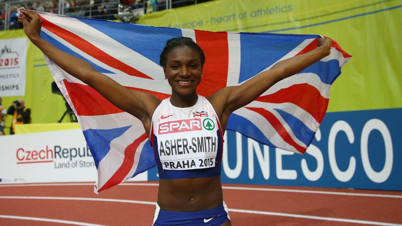 Dina Asher-Smith focused on sprinting amid Zika virus concerns