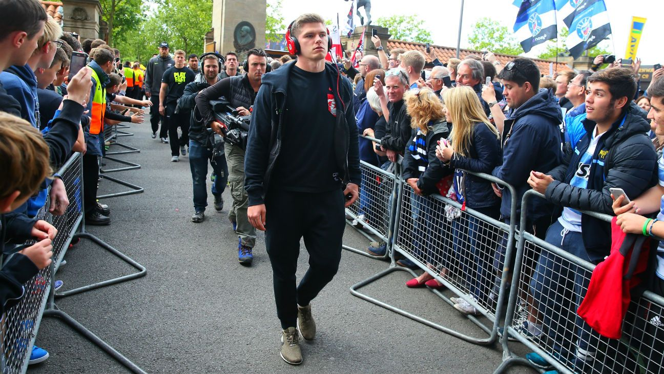 Talking the talk with Bath and Saracens on the long Twickenham walk to the Aviva Premiership final