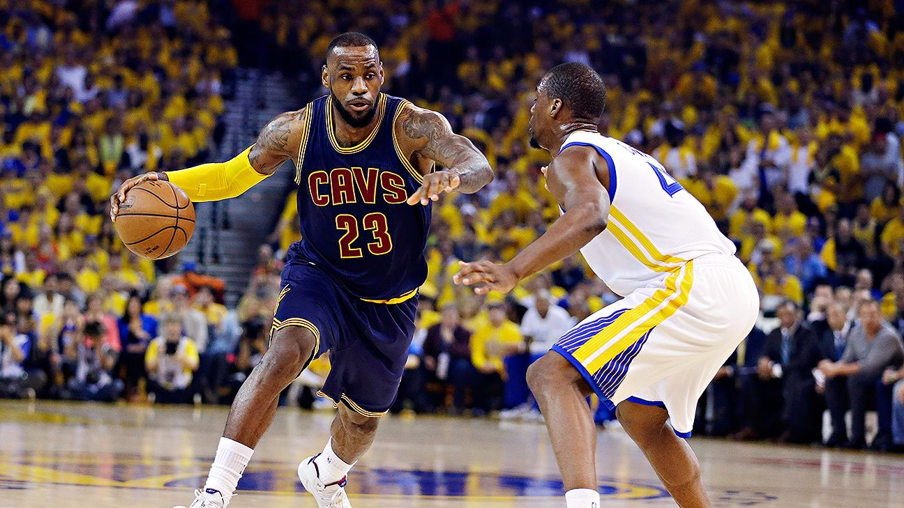 LeBron in new world of lower hopes