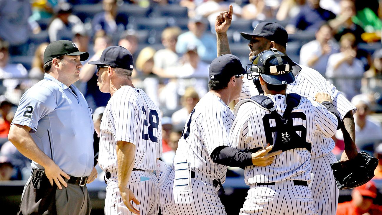 Sabathia ejected, but things are looking up for CC and the ...