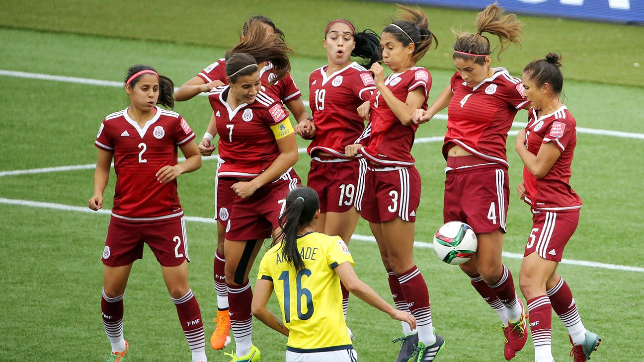 Women's soccer league takes shape in Mexico with backing ...