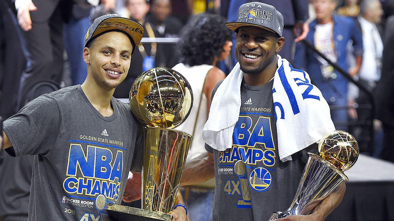 2015 NBA Finals - Champion Golden State Warriors find ways to surprise again